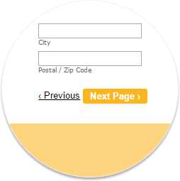 Create Multi-Pages Web Forms and Online Surveys