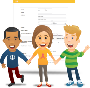 Online Donation Forms and Surveys for Non Profit Organizations