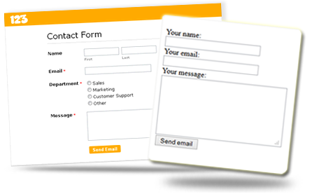 Free Online PHP Contact Forms
